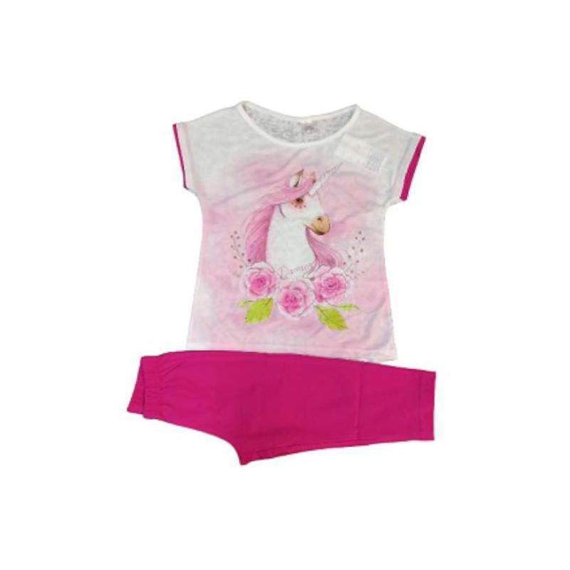 Πόνυ με λουλούδια- Σετ παιδικό για κορίτσι - Babyssimo 780d7378c3d