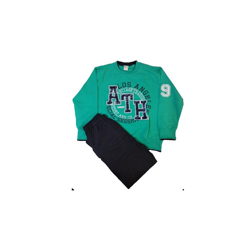 Ath Sports βεραμάν- Σετ παιδικό για αγόρι - Babyssimo 7f1625d2523